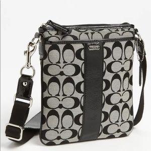 Coach Signature Swingpack Crossbody Bag NEW!